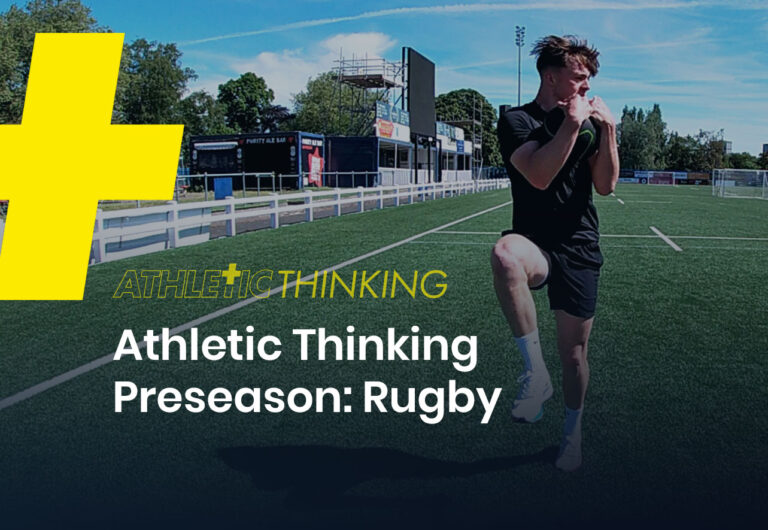 Our Thinking Athletic Thinking